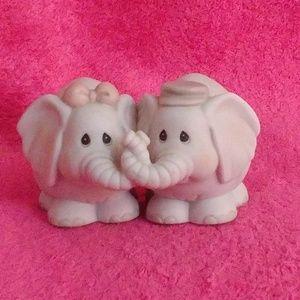Precious Moments Noah's Elephants